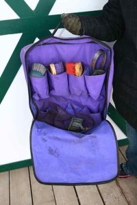 Horse Grooming Kits, storage for all your horse grooming brushes